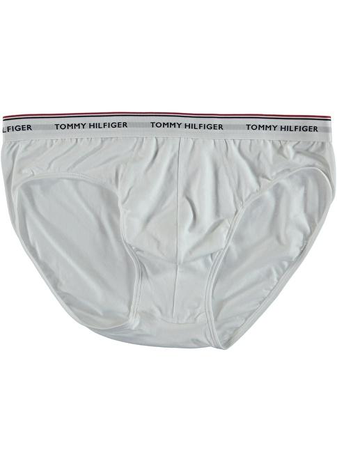 Tommy Hilfiger Slip | 3'lü Paket Beyaz
